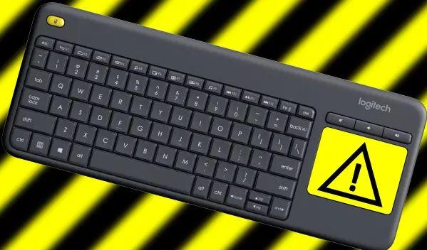 Клавиатуры и мыши Logitech оказались уязвимы