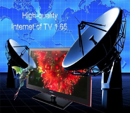 High-quality Internet of TV