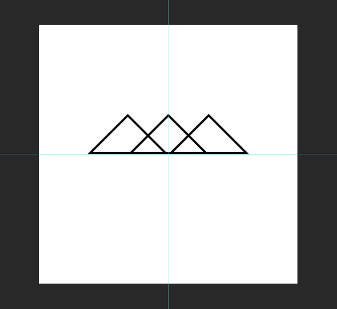5 three triangles for logo1