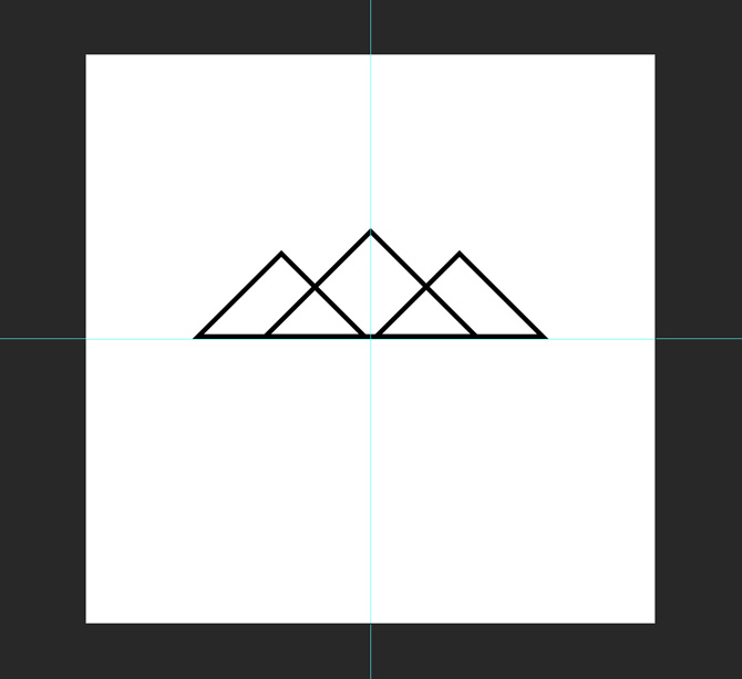 6 three triangles for logo positioned1