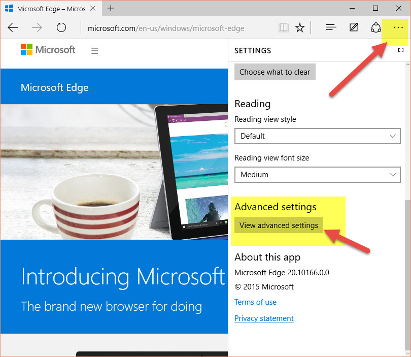 Microsoft-Edge-change-default-search-to-google-211