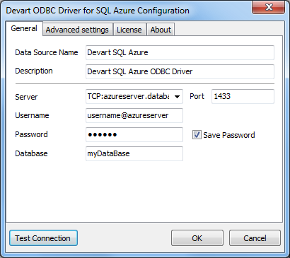 connection settings sqlserver copy