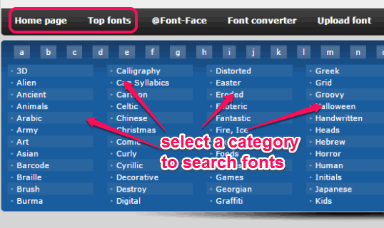 search-fonts-with-category11