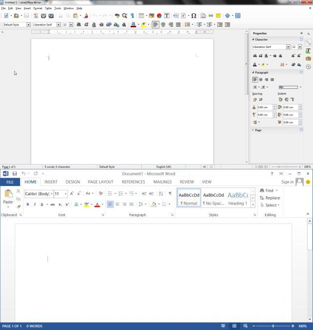 wordlibreofficecomparison1