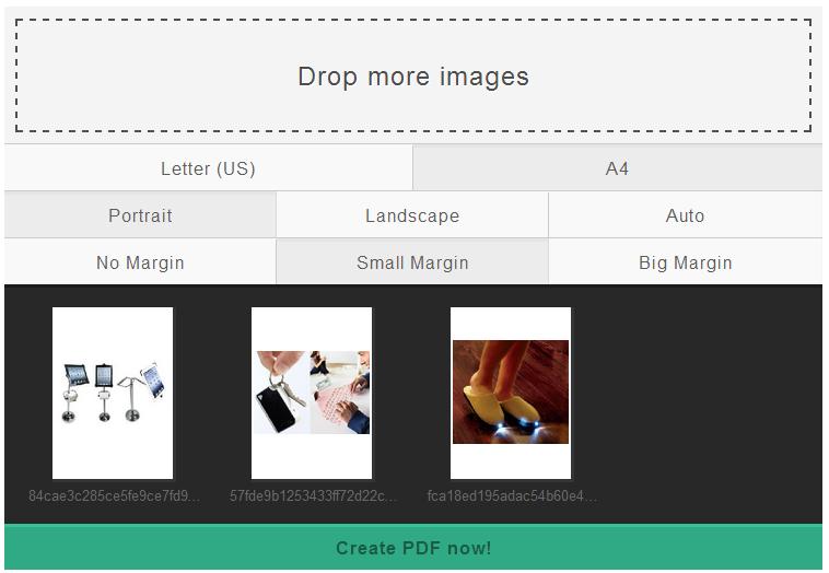 преобразовать несколько Jpg в Pdf онлайн - фото 2