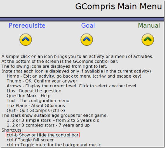 GCompris-HelpManual thumb1