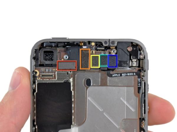 Как заменить экран на айфоне 3