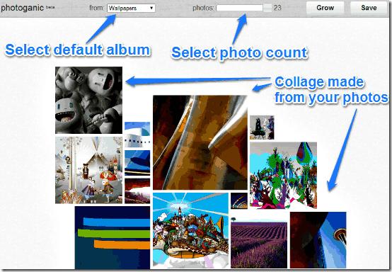 Как создать коллаж из фотографий Facebook и Instagram