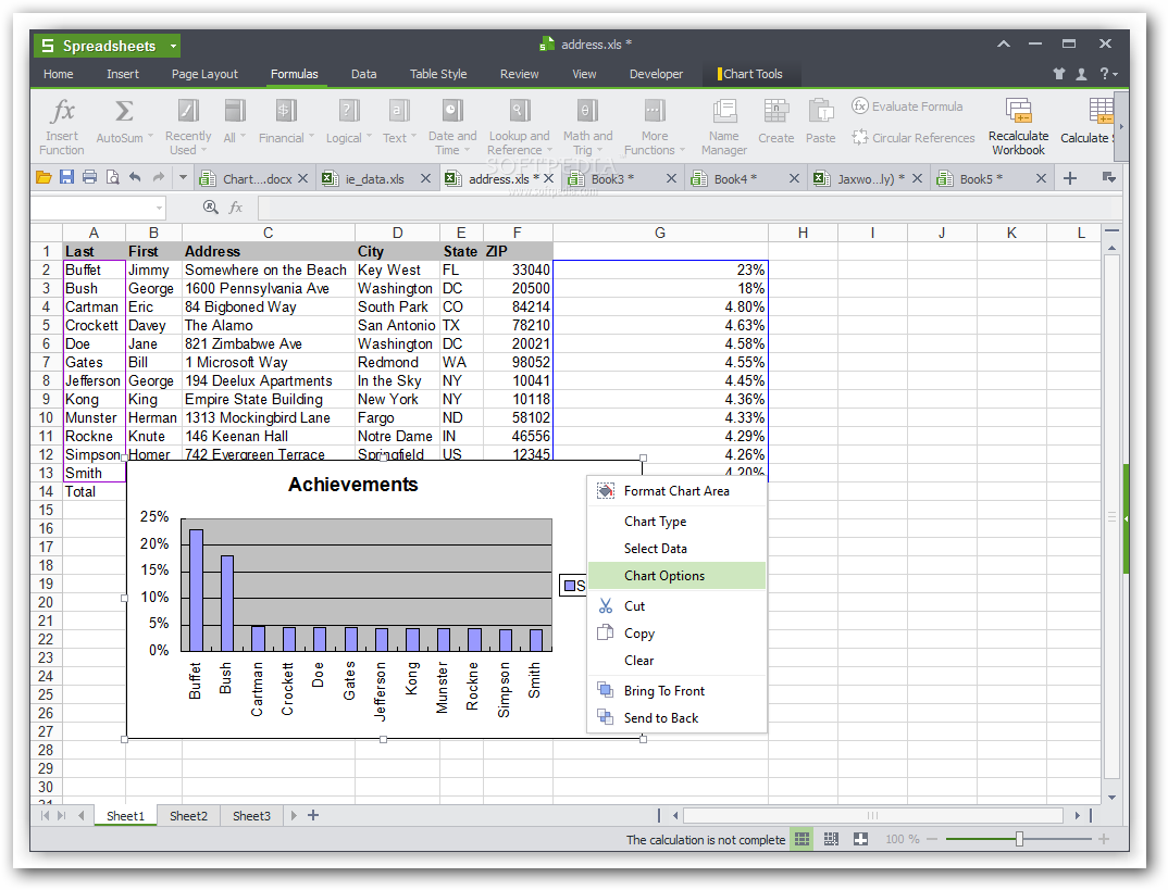 KingsoftSpreadsheets2013 02large1
