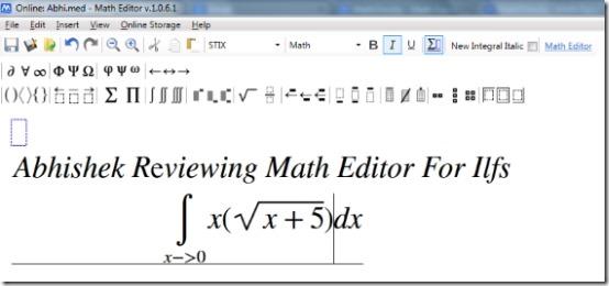 написание формул онлайн - фото 3