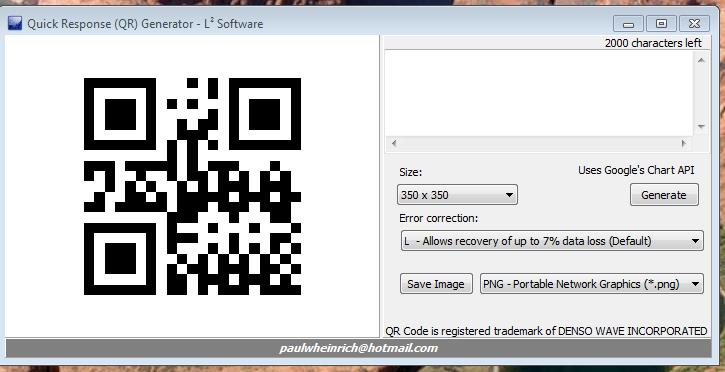 создание куар кода онлайн